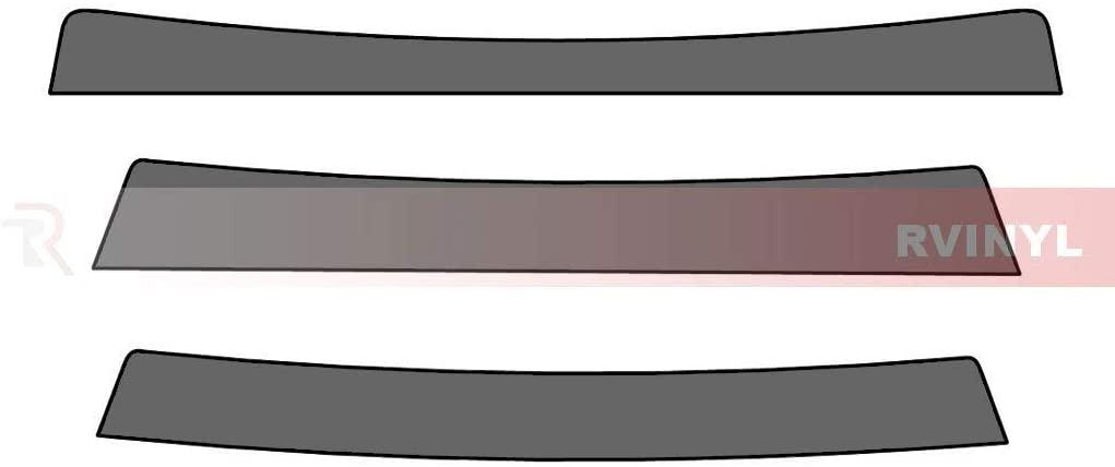 Rtint Window Tint Kit for Saturn Aura 2007-2009 - Windshield Strip - 35%