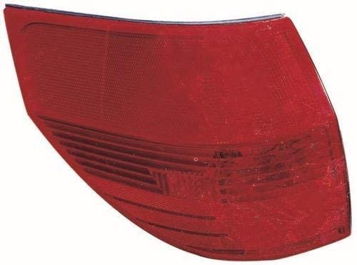 Go-Parts - for 2004 - 2005 Toyota Sienna Rear Tail Light Lamp Assembly / Lens / Cover - Left (Driver) 81560-AE010 TO2800152 Replacement