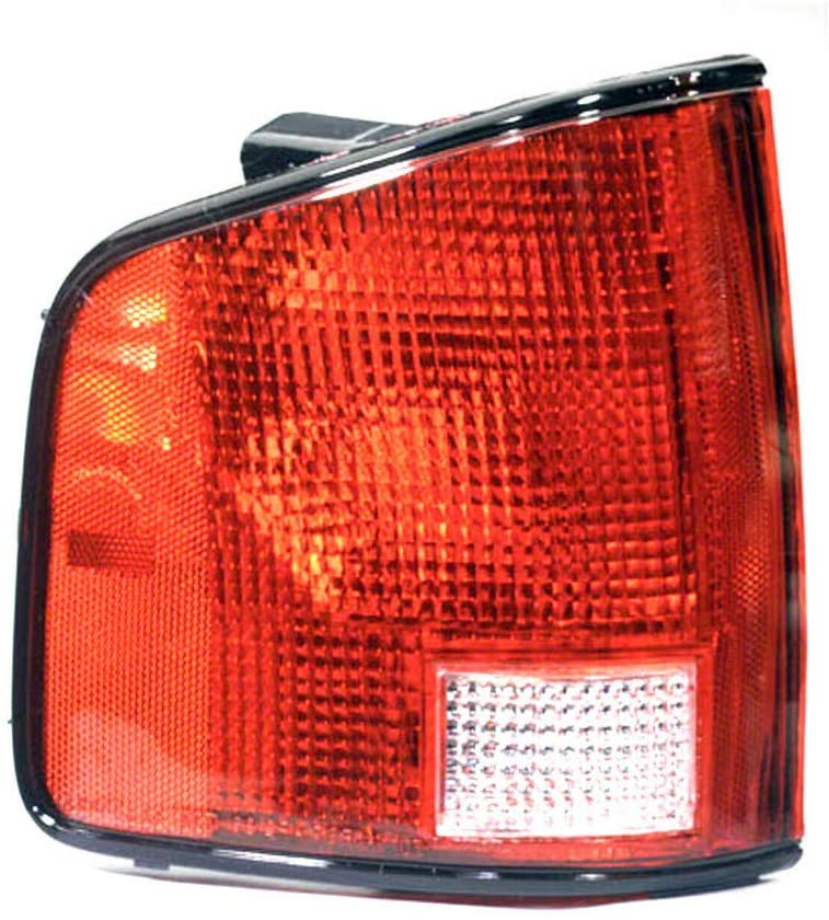 For Chevy S10 / S15 Tail Light Unit 1994-2002 Driver Side 1st Design For GM2800124 | 5978195