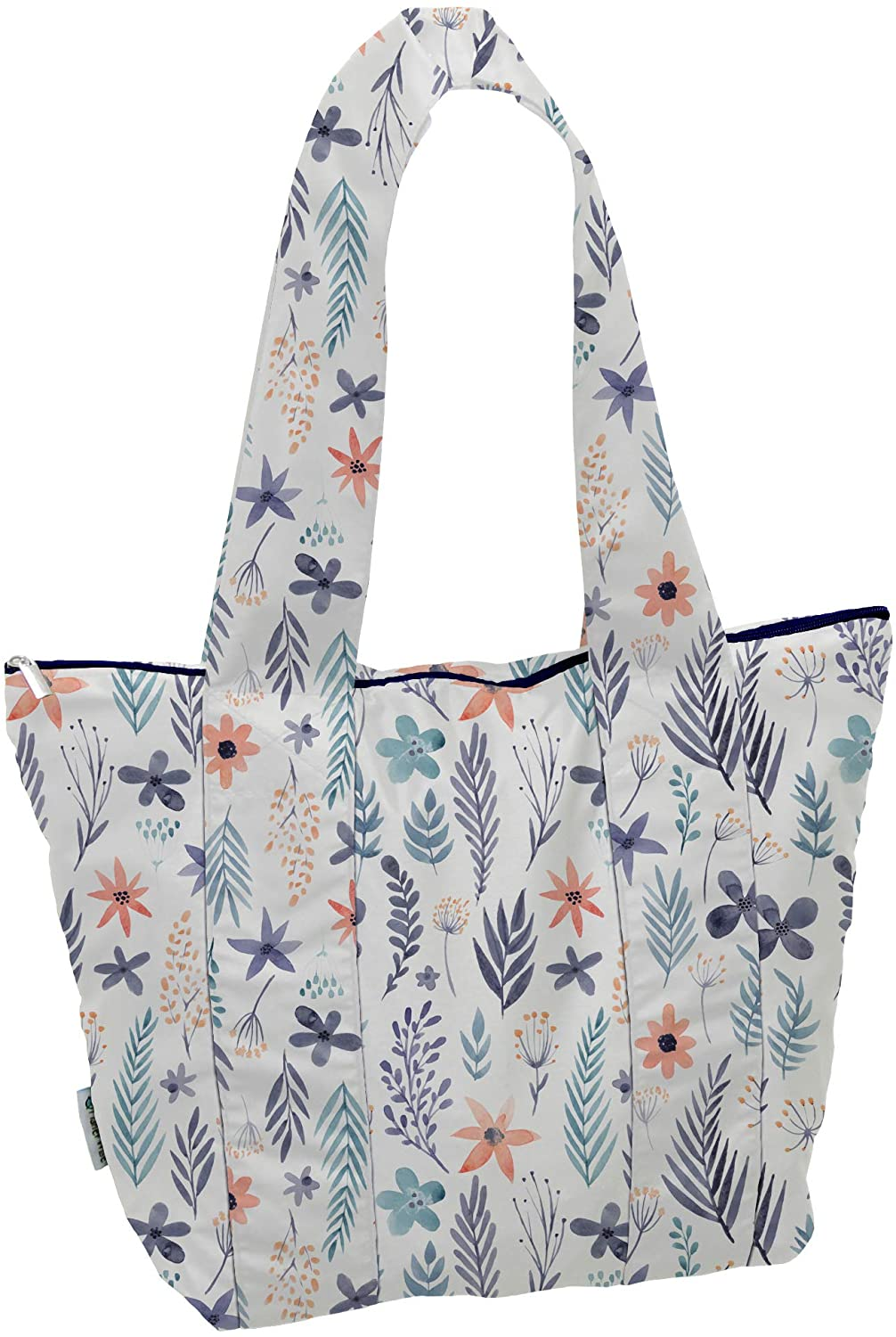 Planet Wise Travel Oh Lily All Day Tote Shoulder Bag