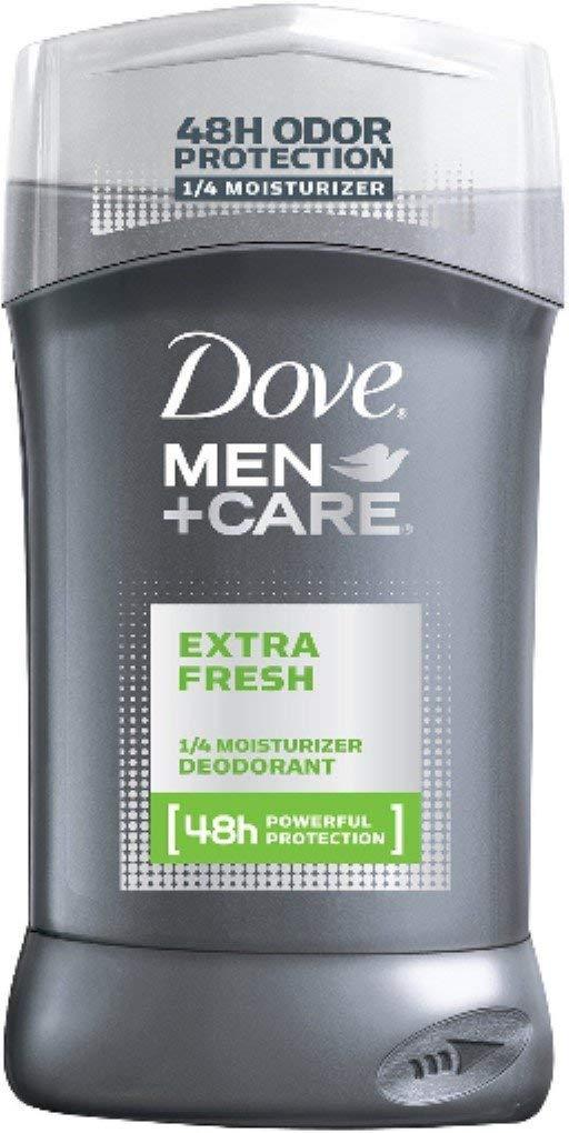Dove Men + Care Deodorant Stick, Extra Fresh 3 oz (7 Pack)