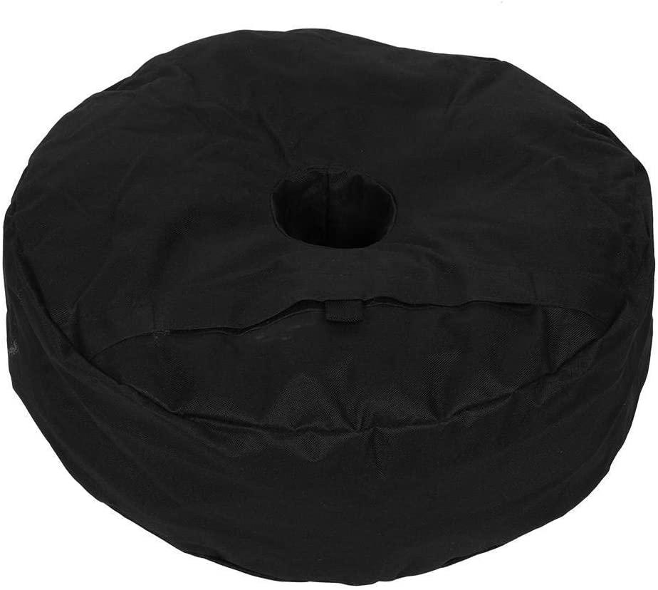 REOUG 46cm Tent Weight Bag Portable Outdoor Beach Umbrella Base Sandbag Supporting Fixing Sand Bag