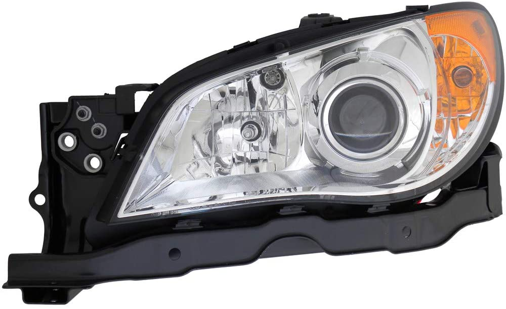 For Subaru Impreza Headlight 2007 Driver Left Side Headlamp Assembly Replacement