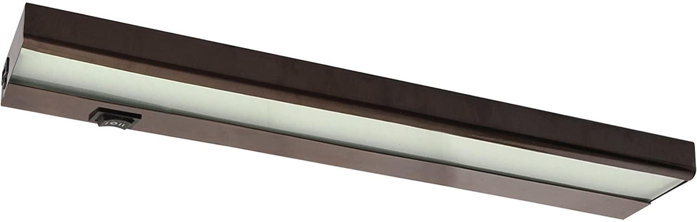 LEDUCM21BZ - 7 watt LED Under Cabinet Light Strip, Bronze