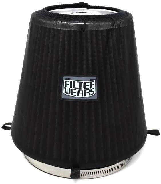 FILTERWEARS Pre-Filter K265K For K&N Air Filter RC-5100, 57-1058 63-9023 57-9020