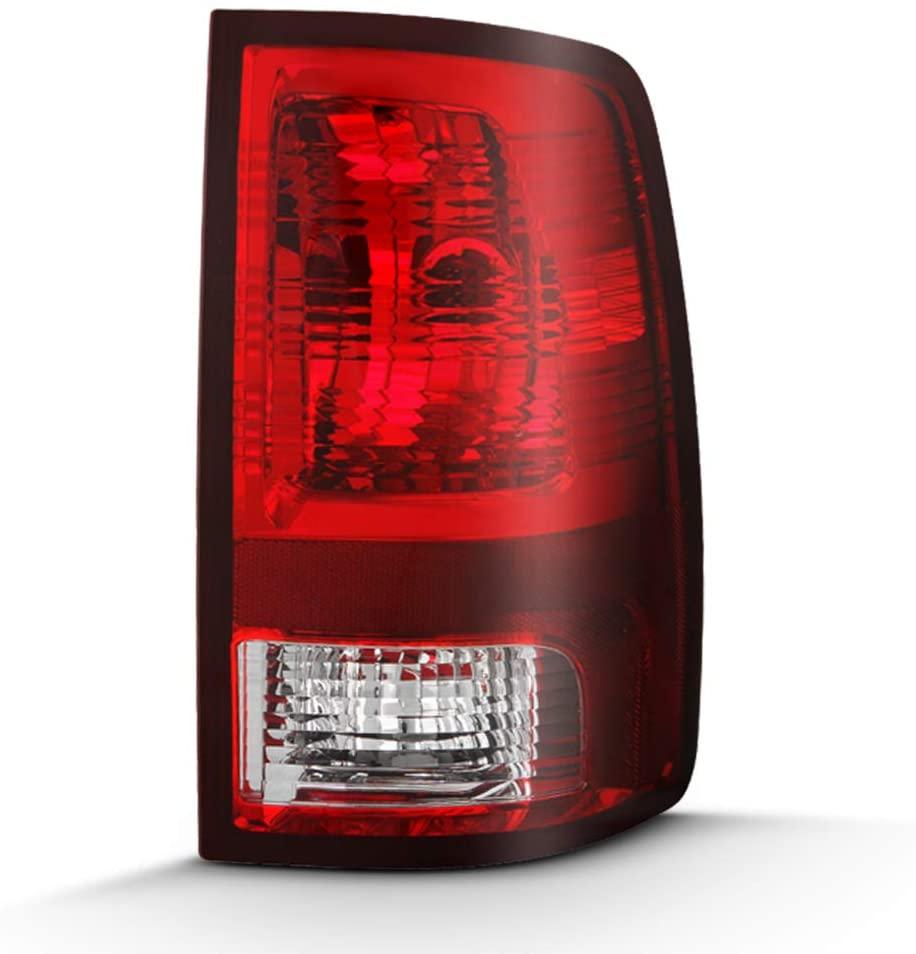 ACANII - For 2009-2018 Dodge Ram/Ram 1500 2500 3500 OE Style Rear Replacement Tail Light Brake Lamp - Passenger Side