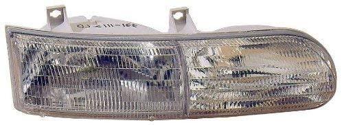 For Ford Taurus 1992-1993(94-1995 GL Model) Headlight Assembly Unit Passenger Side FO2503155