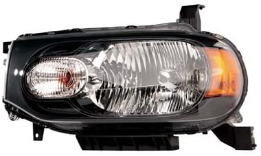 For Nissan Cube 2009-2013 Headlight Assembly Driver Side (CAPA Certified) NI2502192C