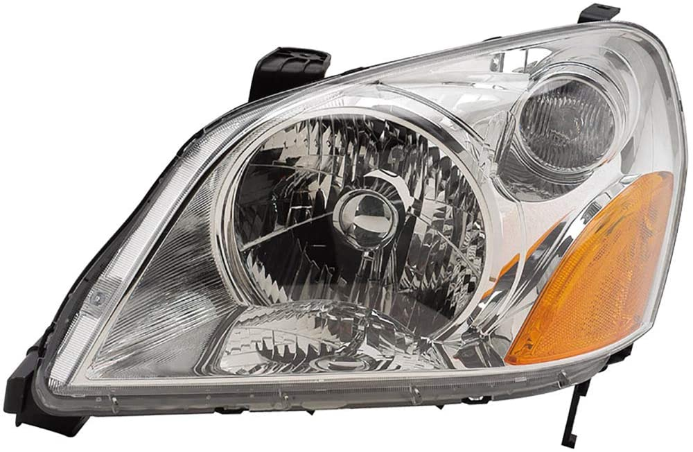 For Honda Pilot 2003 2004 2005 Left Driver Side Headlight Assembly - BuyAutoParts 16-00865AN New