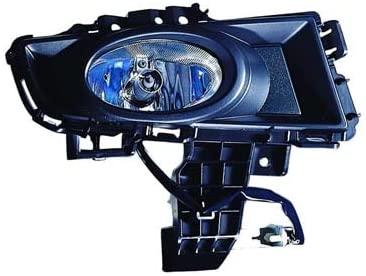 For Mazda 3 Sedan 2007-2009 Foglight Assembly Standard Type Passenger Side (CAPA Certified) MA2593115C