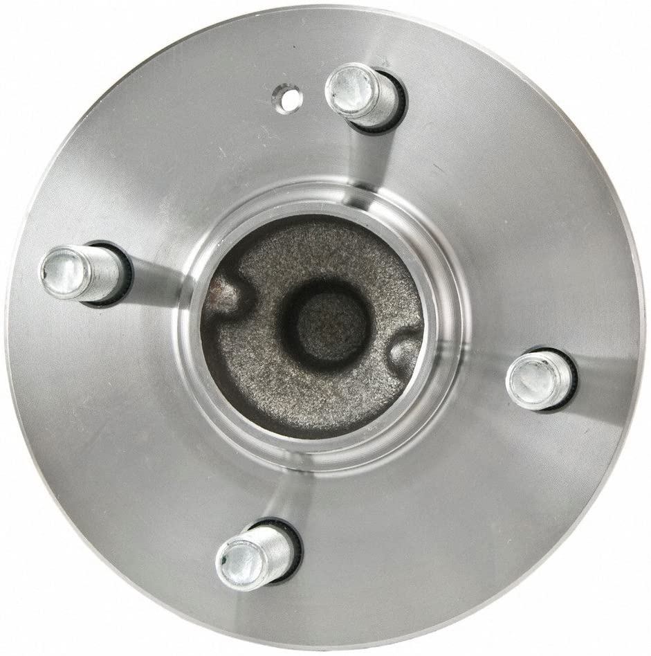 Stirling - 2008 For Kia Rio Rear Wheel Bearing and Hub Assembly x 2 (Note: 4-Wheel ABS)