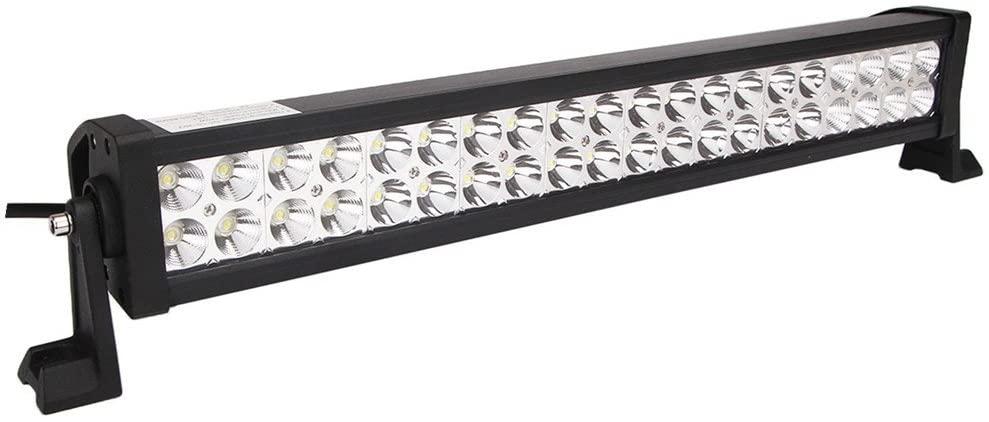 Lumitek 22inch 120W Led Light Bar CREE LEDs Light Bar Driving Off Road Light Bar Flood-Spot Combo Led Work Light for Off Road 4WD SUV UTV Truck ATV… …