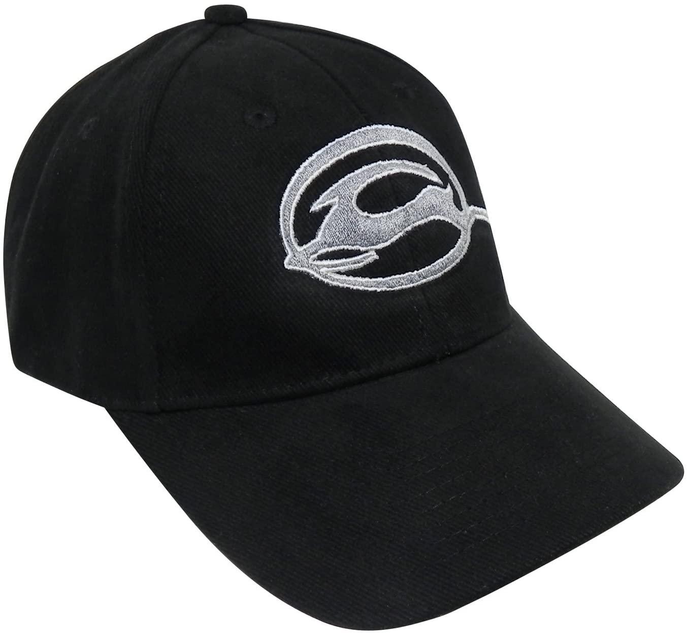 Chevrolet Impala Logo Black Baseball Cap