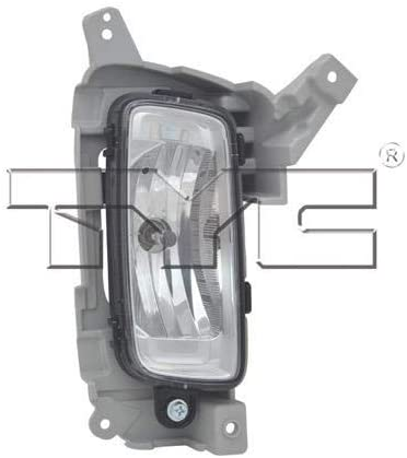 Go-Parts - for 2014 - 2015 Kia Sorento Fog Light Lamp Assembly Replacement Housing / Lens / Cover - Right (Passenger) Side 92202 1U700 KI2593129 Replacement