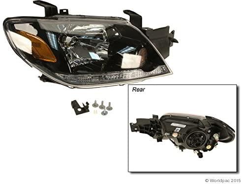 TYC W0133-2034895 Headlight Assembly