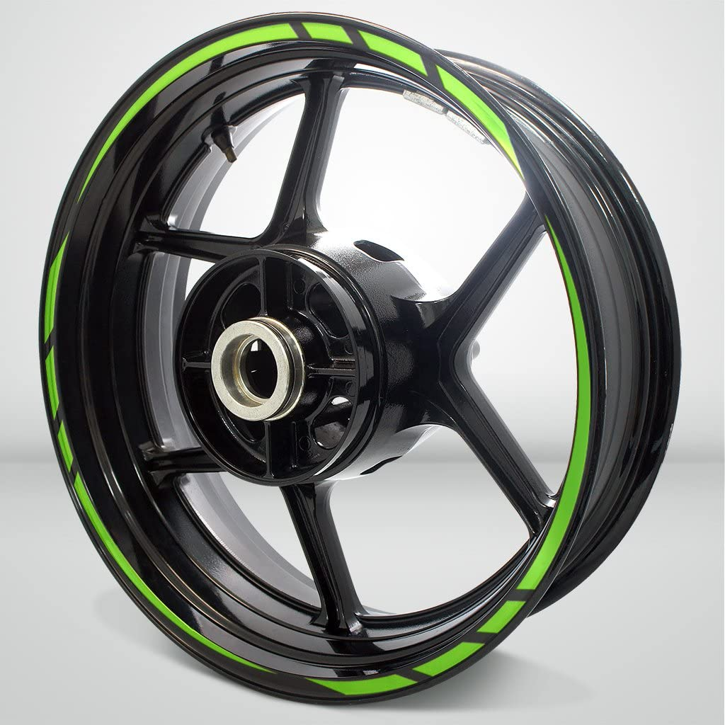 Rapid Outer Rim Liner Stripe for Yamaha Fazer 6 FZ6 Gloss Light Green