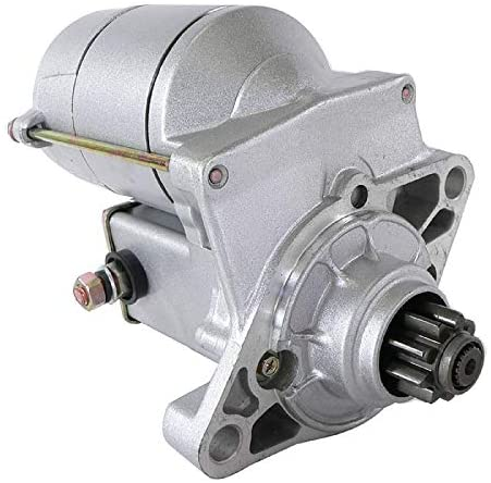 New Total Power Parts SND0173 Starter Compatible with/Replacement For Acura Integra 1.8L 1996-2001, Honda 1.6L Civic Del Sol 1996 1997, 31200-P54-003, 31200-P73-A01, DXDR6, DXDRJ,228000-3990