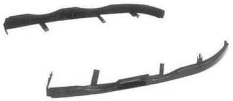 Go-Parts - for 1999 - 2001 BMW 330xi Headlight Bezel - Left (Driver) Side - (Base 3.0L Sedan) 51 13 8 208 485 BM2512101 Replacement 2000
