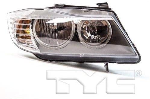 Go-Parts - for 2009 - 2011 BMW 335i xDrive Front Headlight Assembly Housing / Lens / Cover - Right (Passenger) Side - (E90 Body Code; Sedan) 63 11 7 202 578 BM2519123 Replacement 2010