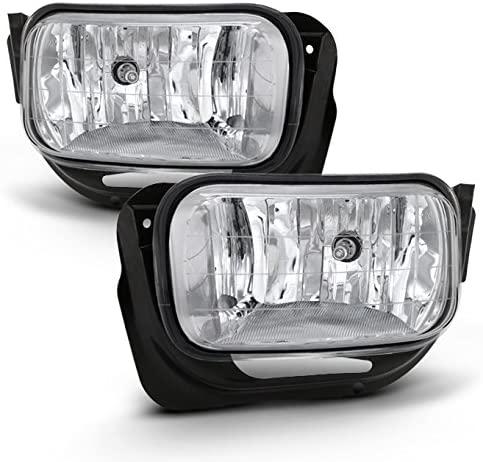 For 2009 2010 2011 2012 Dodge Ram 1500/10-12 2500 3500 Both Side Fog Lights Set w/Metal Bracket+Switch