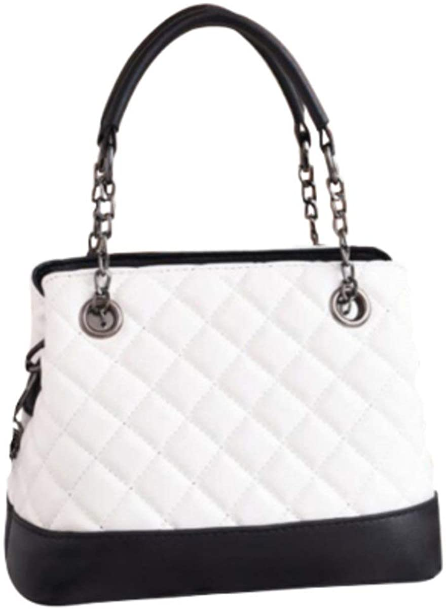 Rare Fig Women Shoulder Bag Quilted PU Leather Handbag For Party, Office, Travel Or Daily Use