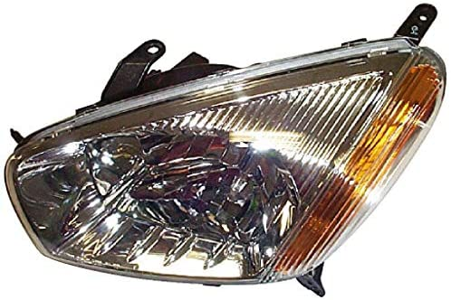 For Toyota RAV4 2001 2002 2003 Left Driver Side Headlight Assembly - BuyAutoParts 16-01503AN New