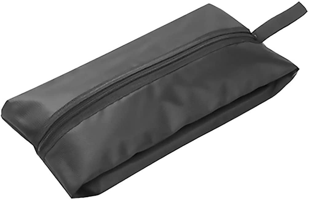 BESPORTBLE Travel Shoe Bags Packing Washable Portable Shoe Bags Gym Shoe Bags With Zipper For Women Men Water-resistant (Random Color)