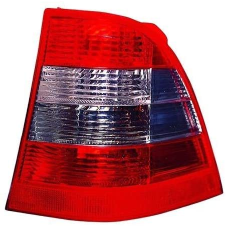 Go-Parts - for 2005 - 2005 Mercedes-Benz ML500 Rear Tail Light Lamp Assembly / Lens / Cover - Right (Passenger) Side - (Special Edition) 163 820 28 64 MB2801127