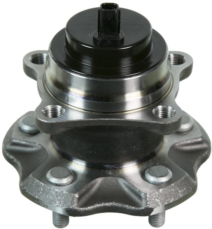 Stirling - 512364 - Top Quality Next-Gen Roller Formed Hub Bearing Assembly (Rear)