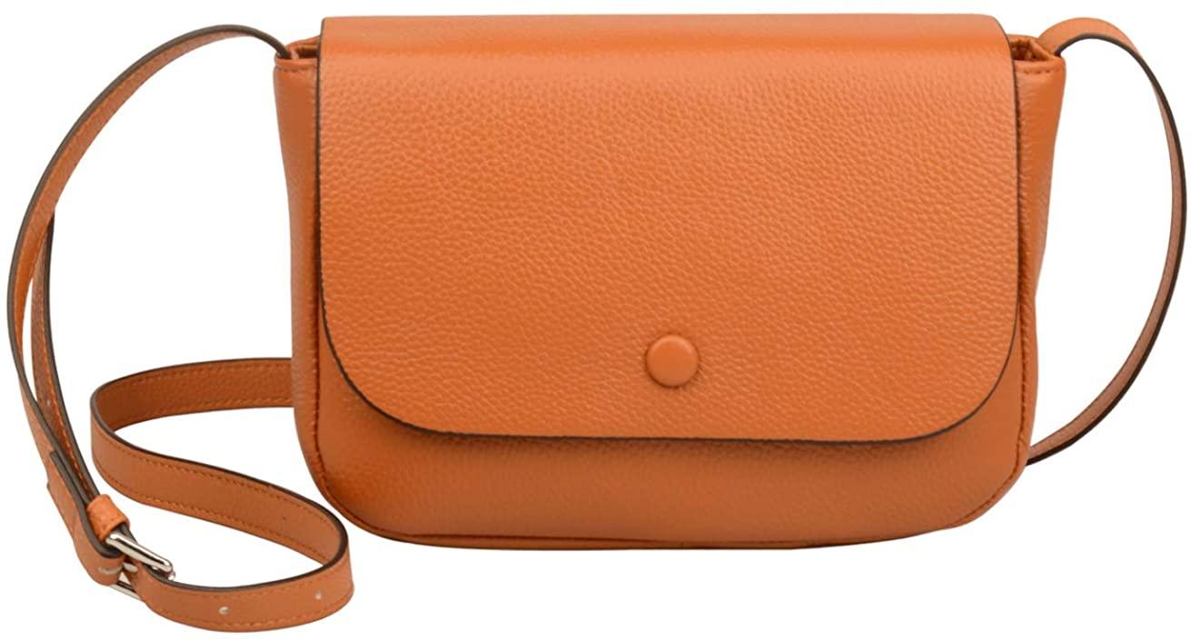 Ainifeel Women's Genuine Leather Lightweight Small Shoulder Handbags Satchel Hobo Bags