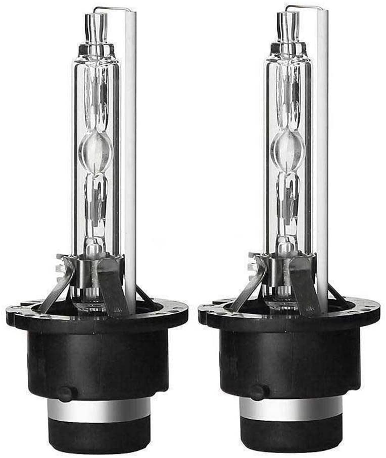 Sportiva Motors D4S HID Xenon OEM Replacement Headlight Bulbs 1 Pair D4S 6000K Pure White