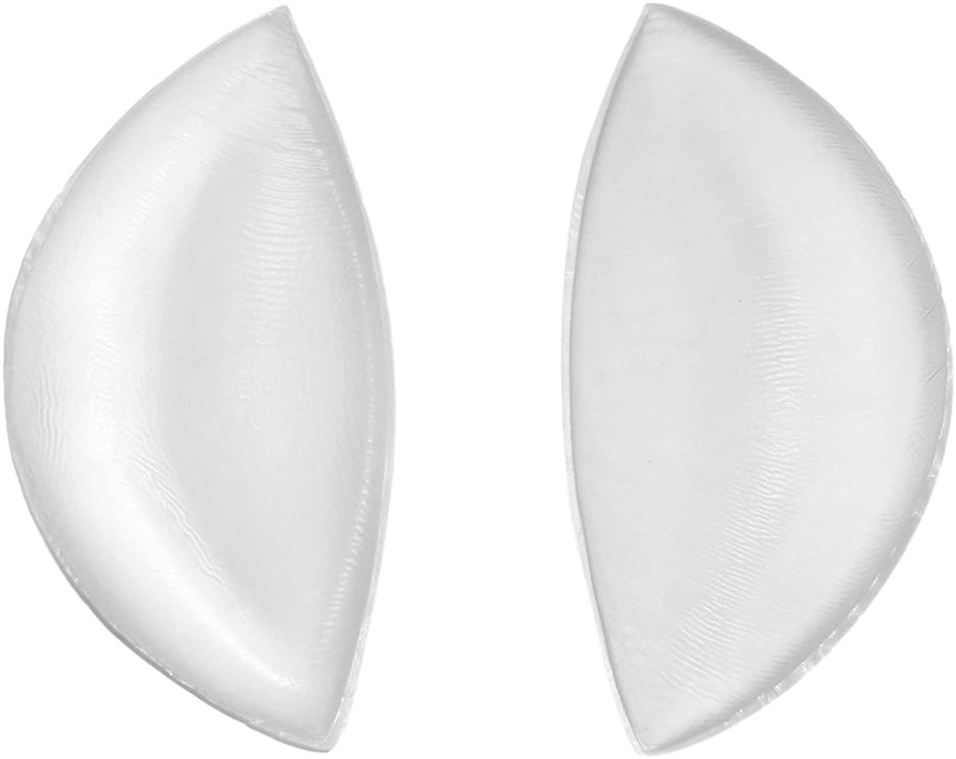 Sodacoda Silicone Gel Bra Inserts - Crescent 180g/Pair - Push-Up for Swimsuit, Bikini and Bras