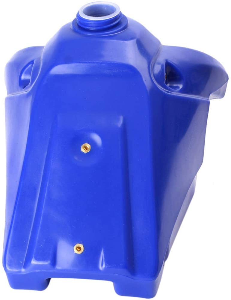 Three T Fuel Gas Tank Replacement Compatible with Yamaha TTR 125 2000-2007 (Replace Part #: 5HP-24110-30-00)