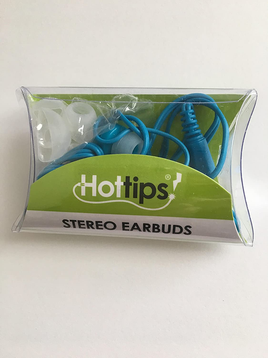 Hottips Tray Pack Stereo Ear Bud Assorted Pillow