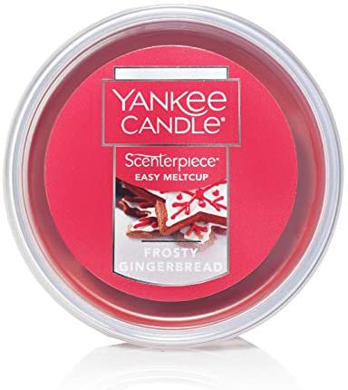 Yankee Candle Scenterpiece Easy MeltCups, Frosty Gingerbread