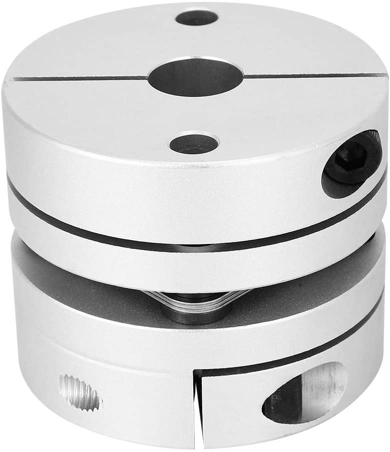 GS‑82x68‑20x20 Shaft Coupler Flexible diaphragm coupling for single diaphragm water pump Printing machine Chemical machine