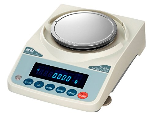 AND Weighing ADFX3I8103200G FX Series-FX3000I Analytical Balances