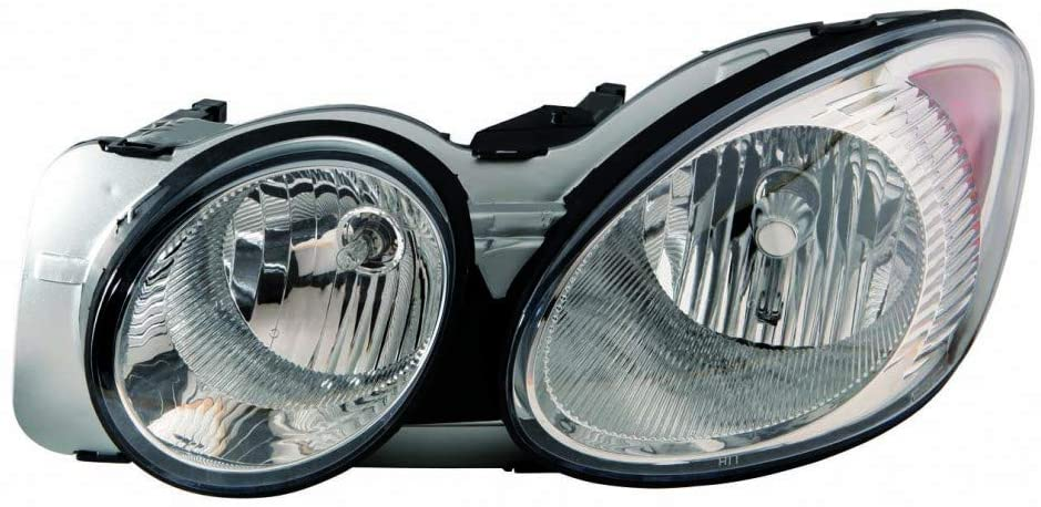 For Buick Lacrosse Headlight Assembly 2008 2009 Driver Side For GM2502341 | 25942064