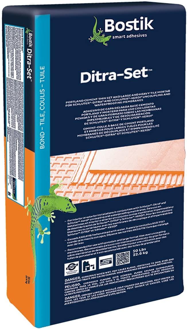 Hydroment Ditra Set
