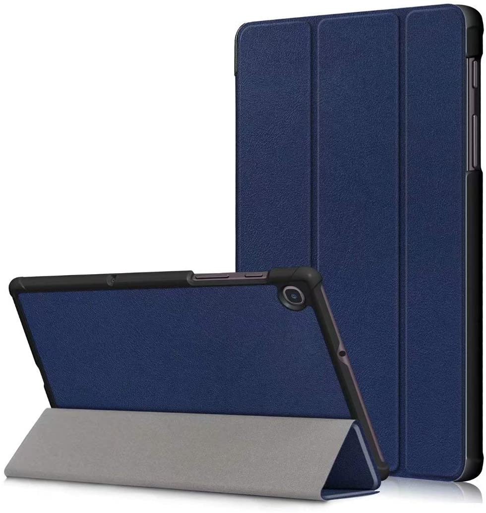 Neepanda Case for Galaxy Tab A 8.4 2020, Ultra Thin PU Leather Tri-Fold Shell Case Cover for Samsung Galaxy Tab A 8.4-inch Model SM-T307 2020 Release Tablet Verizon/T-Mobile/AT&T,Blue