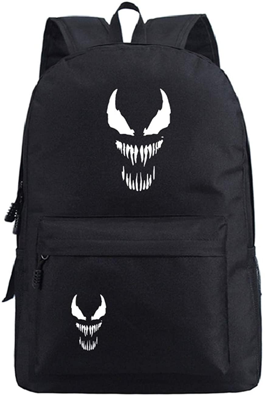 GD-fashion Venom Fans Backpack-Kids Back to School Bookbag Lightweight Rucksack-Backpacks for Travel,Outdoor