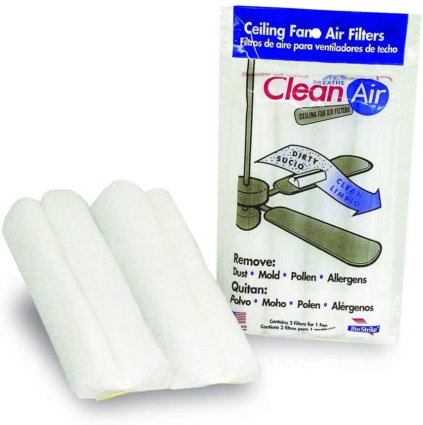 Biostrike Ceiling Fan Air Filters