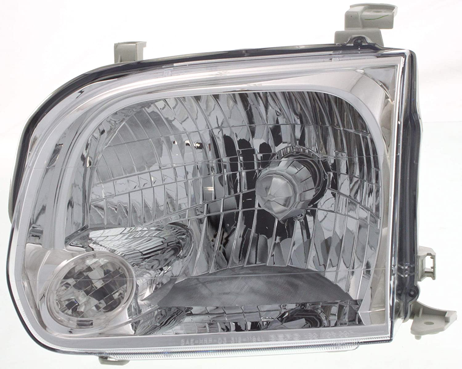 Headlight for TOYOTA SEQUOIA 2005-2007 LH Assembly Halogen - CAPA