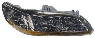For Honda Accord 2001-2002 Headlight Assembly Unit Passenger Side (CAPA Certified)