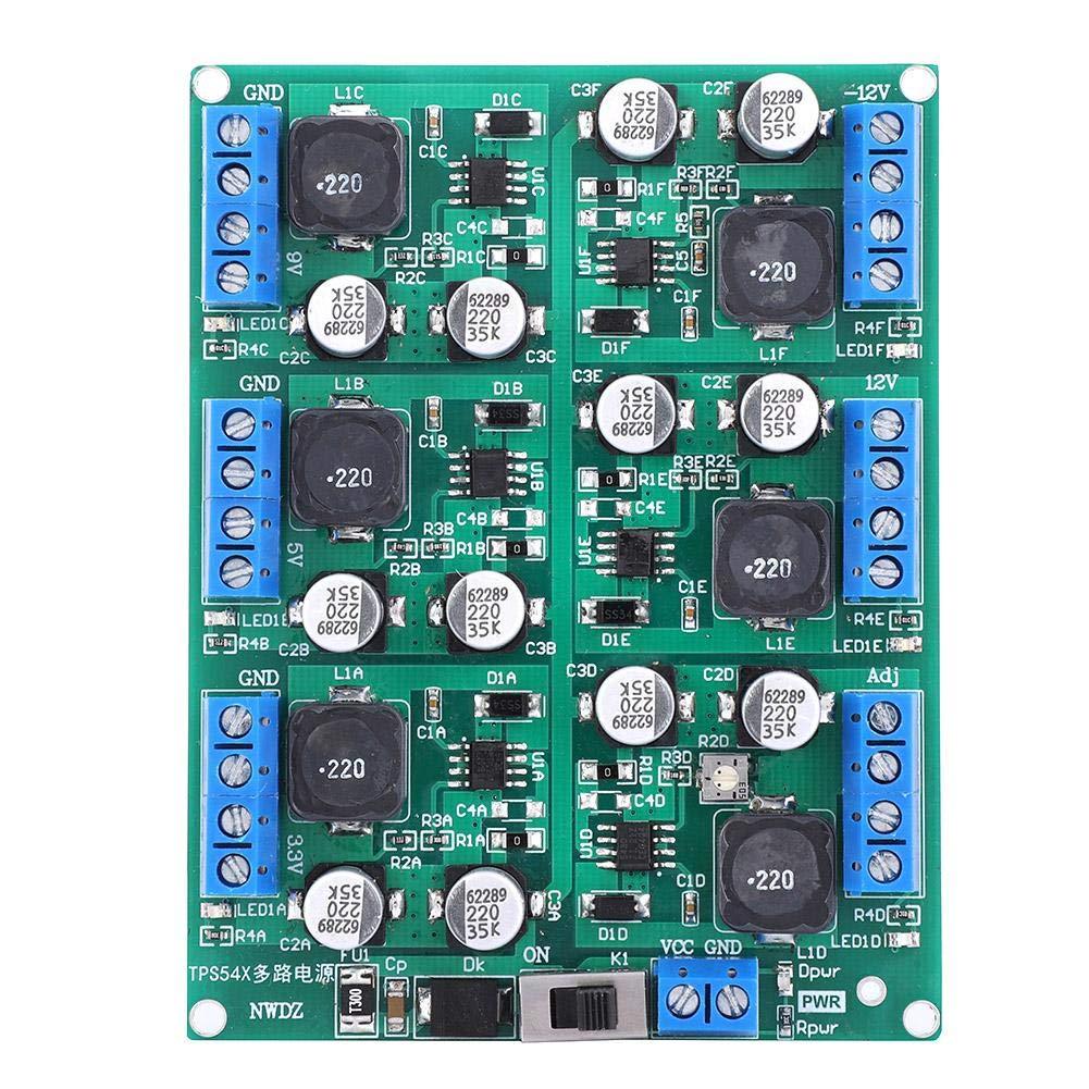 TPS5430 Voltage Step-Down Module High Efficiency Voltage Converter Power Supply Board 5.5~36V