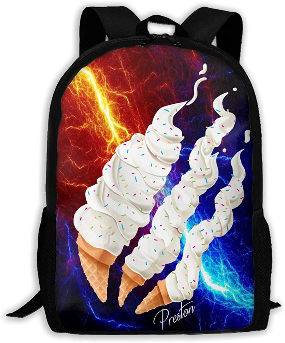Kid Backpacks Lightweight Daypack Shoulder Bag For Boys And Girls