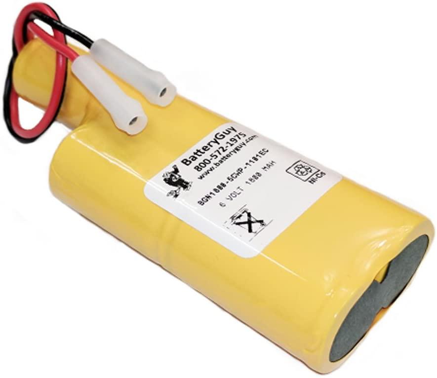Dantona CUSTOM-64 Replacement Battery (Rechargeable)