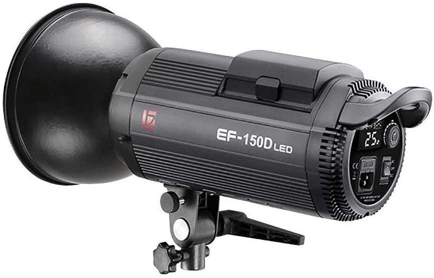JINBEI EF-150D 150W LED 5600K Battery Studio Video Sun Light Lamp Bowens Mount