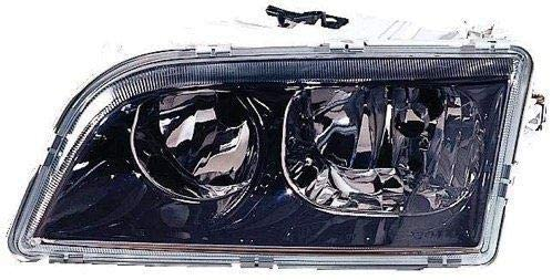 Go-Parts - for 2000 - 2002 Volvo V40 Front Headlight Assembly Housing / Lens / Cover - Left (Driver) Side 30896586-2 VO2502109 Replacement 2001