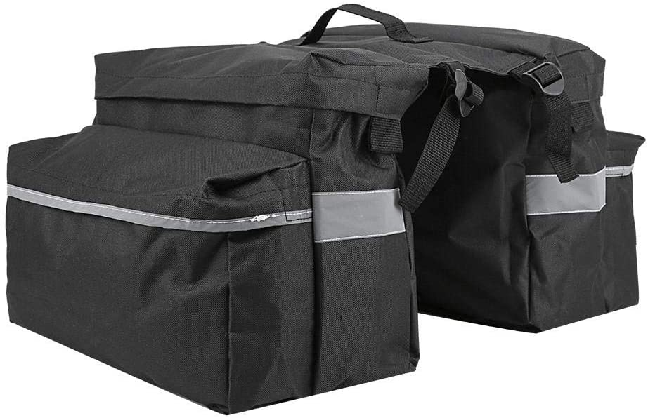Vbest life ATV Motorcycle Saddlebag Large Capacity Luggage Side Bag Snowmobiles Storage Bags Motorcycle Accessories